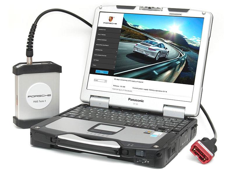 Ноутбука диагностики оборудования программу для