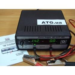 Автомобильное зарядное устройство 60А